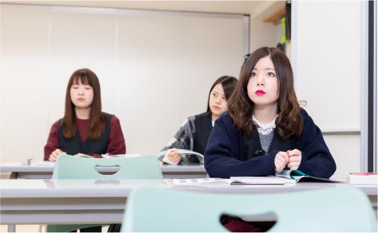ビューティービジネス科教室