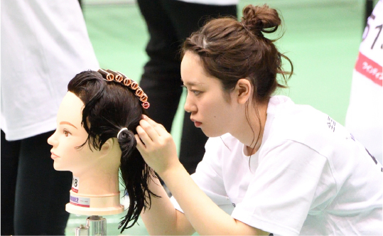 SHM最大のイベント!文化祭髪美祭