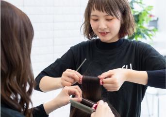 美容師国家資格の高い合格率!