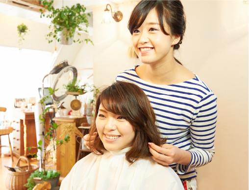 中学校卒業から美容師をめざしませんか?